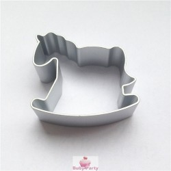 Tagliapasta In Metallo Cavallo A Dondolo 5 cm
