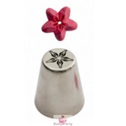 Cornetto Speciale Fiore A Stella Numero 30 Decora