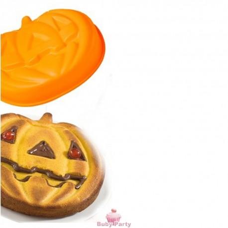 Stampo In Silicone Zucca Di Halloween Pavoni