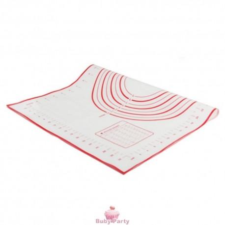 Tappeto In Silicone Per Impasti E Cottura 60X40 cm