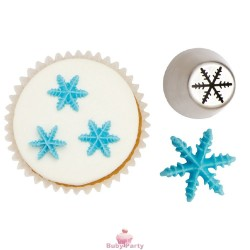 Cornetto Frozen Star N 75 Decora
