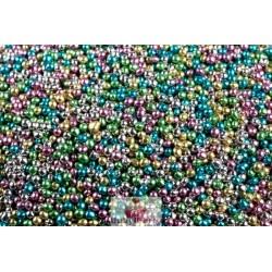 Perle di zucchero metallizzate color mix 50 gr Squires Kitchen