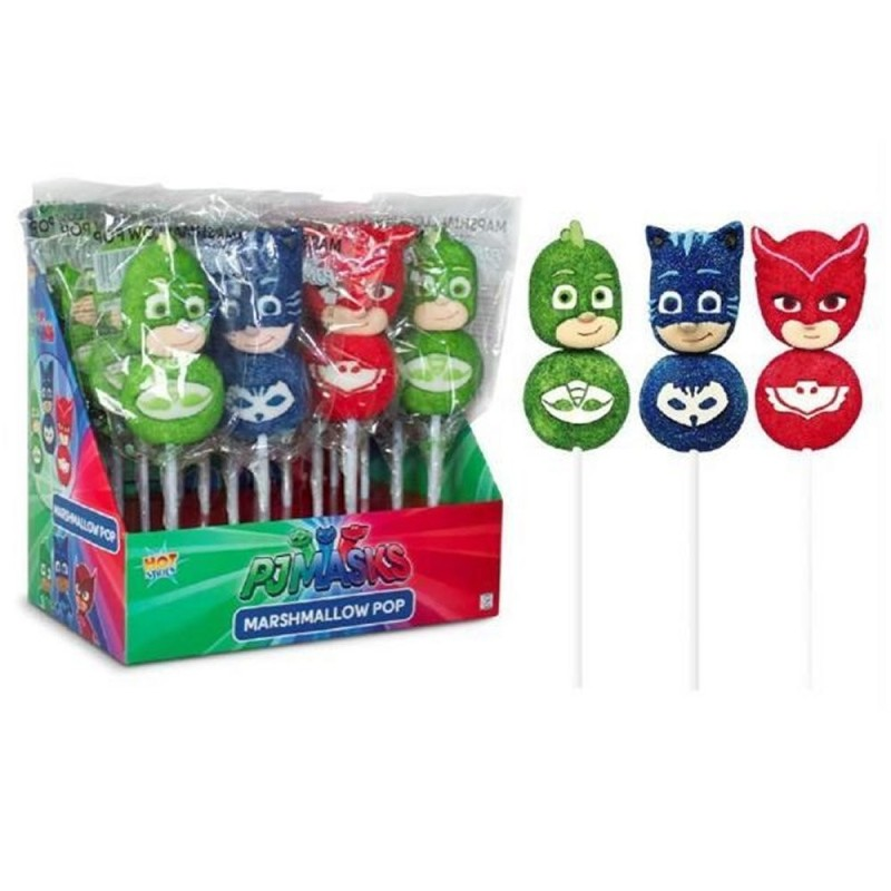 16 Lecca Lecca PjMasks In Marshmallow