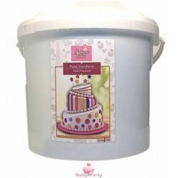 Pasta Di Zucchero Bianca 5 Kg Madame Loulou