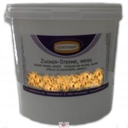 Stelline In Zucchero Dorate Professionali 1,4 Kg