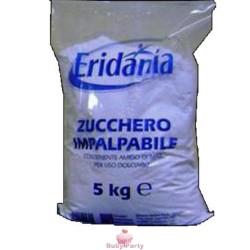 Zucchero A Velo Impalpabile 5 kg Eridania Per Uso Professionale