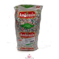 Codette In Zucchero Colori Misti 1 Kg Ambrosio