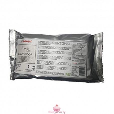 Pasta Di Zucchero Decotab 1 kg Per Copertura E Modellaggio Pavoni