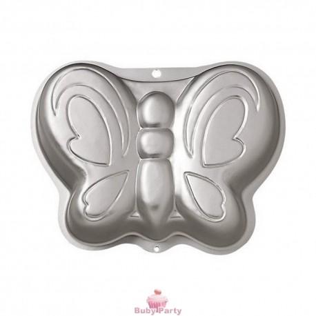 Stampo Alluminio Forma Farfalla Wilton