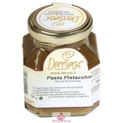Pasta Di Pistacchio Puro 160g Decora