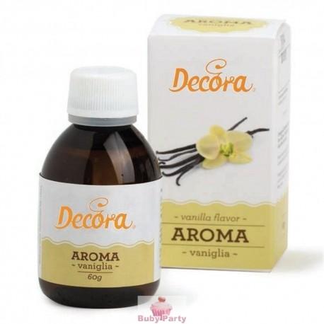 Aroma Vaniglia Per Dolci 60g Decora