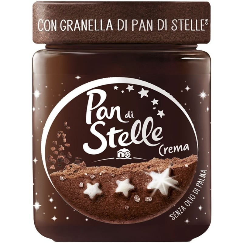 Crema Spalmabile Cacao E Nocciole Pan Di Stelle 330g