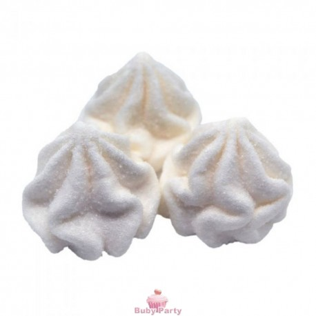 Marshmallow Bianchi A Forma Di Fiamma 900g Bulgari