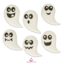6 Fantasmi In Zucchero Piatti Assortiti Günthart