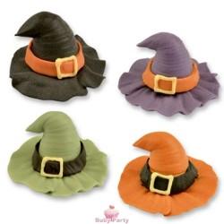 Set 4 Cappelli Delle Steghe In Zucchero Assortiti Günthart