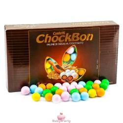 Confetti Choco Bon Colori Assortiti 900g Maxtris