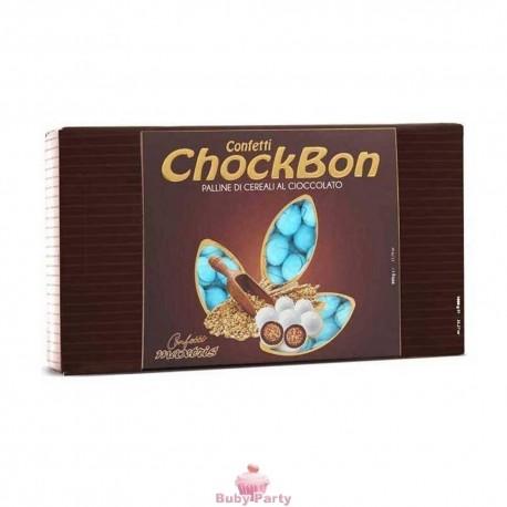 Confetti Choco Bon Celeste 1 kg Maxtris