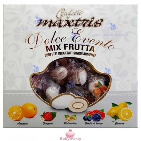 Confetti Bianchi Maxtris Gusto Mix Frutta 500g