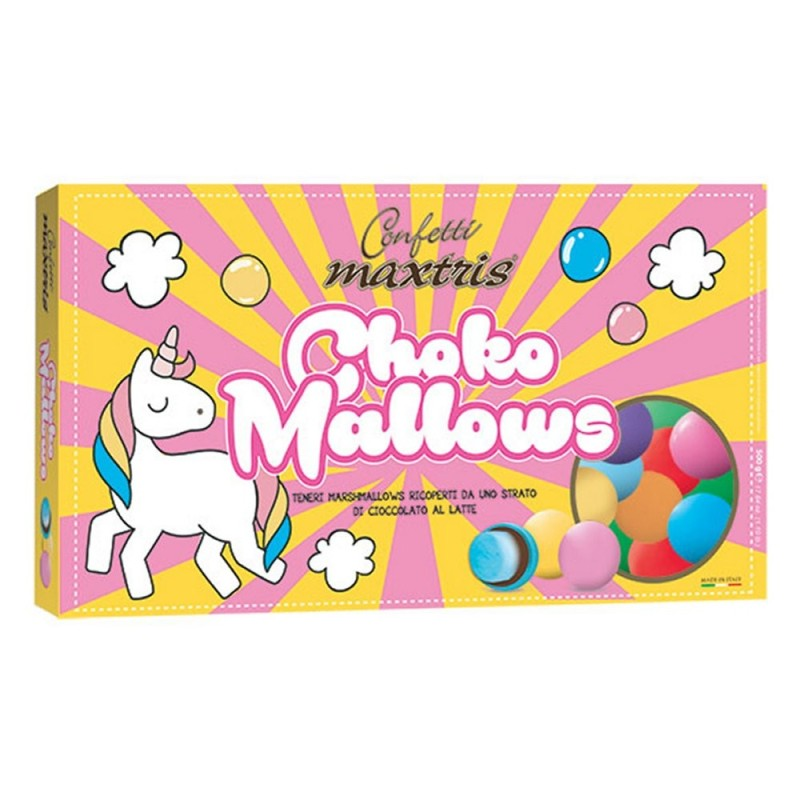 Confetti Choko Mallows Mix 500g Maxtris