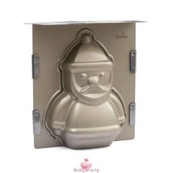Stampo 3D Babbo Natale Antiaderente Decora