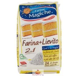Farina Magica Con Lievito Per Dolci 1 Kg