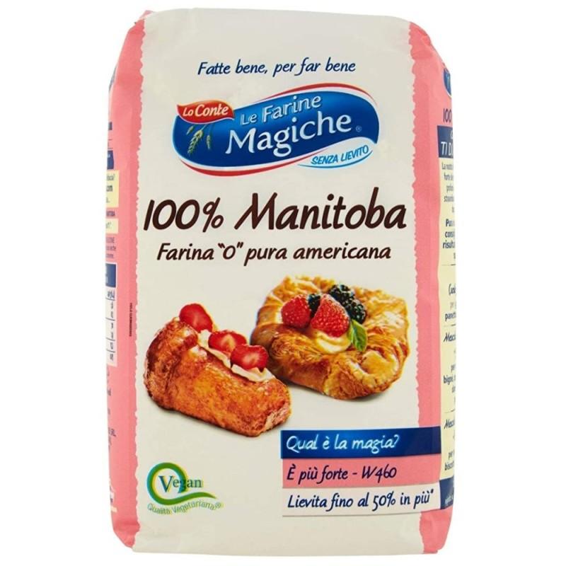 Le Farine Magiche Manitoba Farina 1 kg