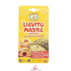 Lievito Madre Essiccato Con Lievito Di Birra 80g