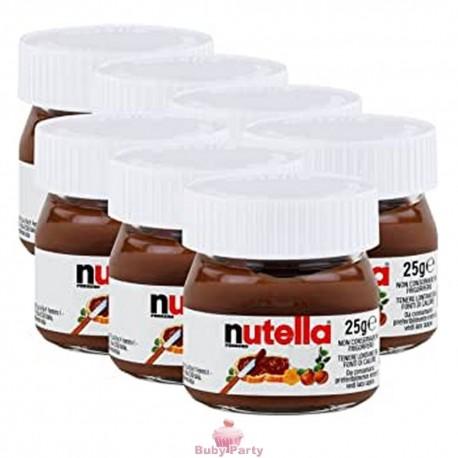 Mini Barattolo Nutella 25g