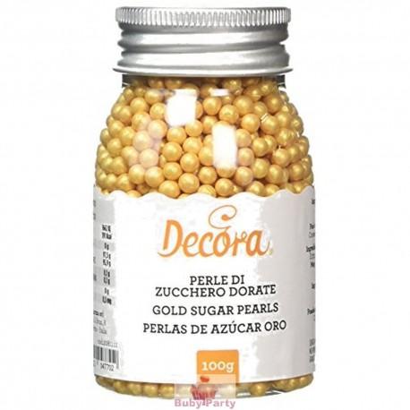 Perle di zucchero Decora 100 gr