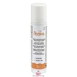 Spray Raffreddante Per Cioccolato E Zucchero 75ml Decora