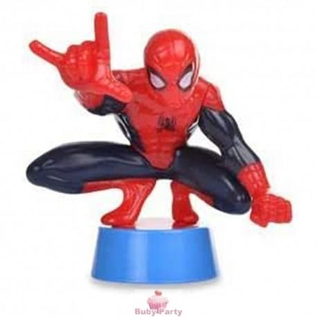 Spiderman 3D PVC Decorazione Torta Modecor