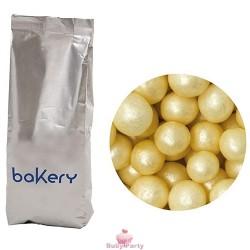 Perle Maxi Di Zucchero Bianco Perla 1 Kg Decora