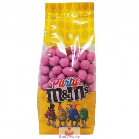 M&M's Colore Rosa Party Cioccolato E Arachidi 500g