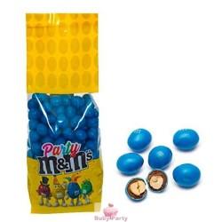 M&M's Colore Azzurro Party Cioccolato E Arachidi 500g