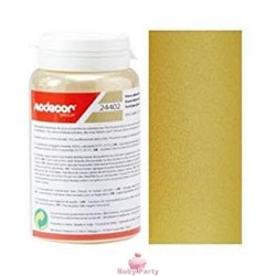 Colorante Alimentare In Polvere Oro Liposolubile 25g Modecor