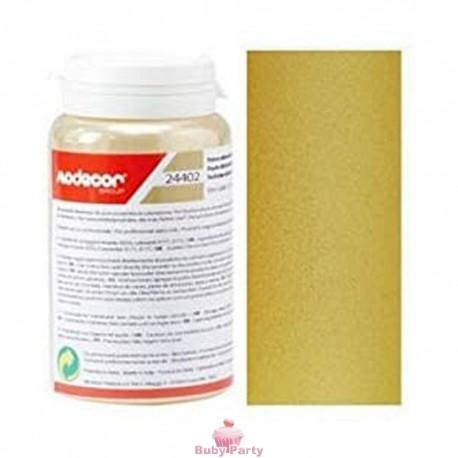 Colorante Alimentare In Polvere Oro Liposolubile 25g Modecor
