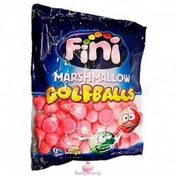 Marshmallow Palle Da Golf Rosse 1 Kg Senza Glutine