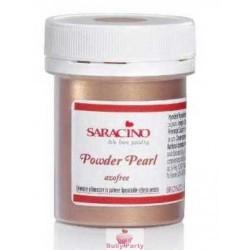 Colorante Alimentare Bronzo In Polvere Liposolubile 5g Saracino