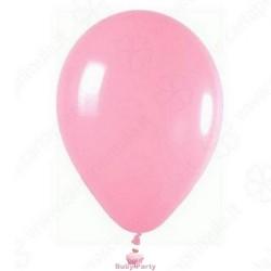 100 Palloncini In Lattice 9 Pollici Colore Rosa