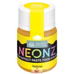 Colorante Alimentare Giallo Effetto Neon 20g Squires Kitchen