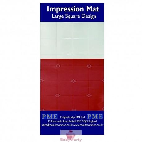Tappetino A Impressione Effetto Quadri 15x30 cm PME