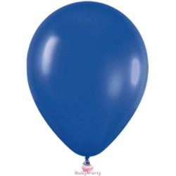 100 Palloncini In Lattice 9 Pollici Colore Blu